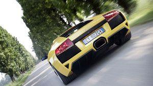 Lamborghini 照片