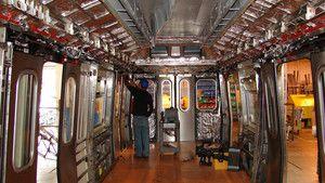 NY Subway 照片