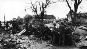 The Vietnam War photo