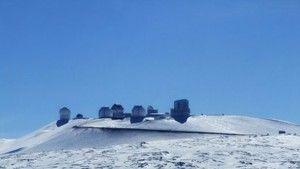 Keck Observatory photo