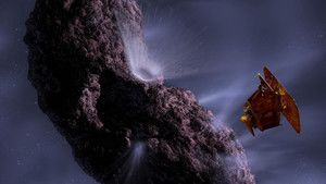 Comets photo