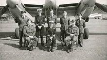 Warplanes show