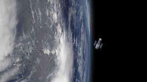 Hubble Telescope photo