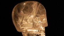 Crystal Skulls show