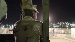 Troops at Guantanamo photo