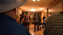 The Cowboy People show