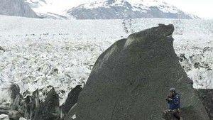Extreme Ice: Colmbia Glacier Alaska photo