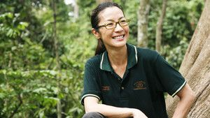 Great Apes With Michelle Yeoh photo