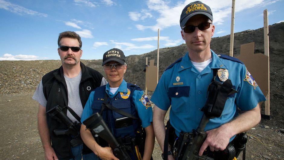 Drug Bust Photos - Alaska State Troopers - National