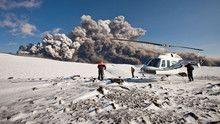 Volcanic Distruption show