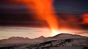 Volcanic Distruption photo