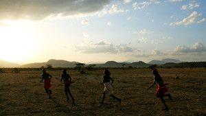 Boni and Lemarti Take Kenya photo