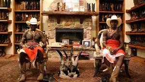 Boni and Lemarti Take Texas photo
