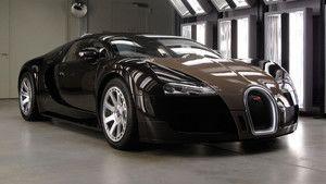 World's Fastest Car? photo