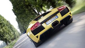 Lamborghini photo