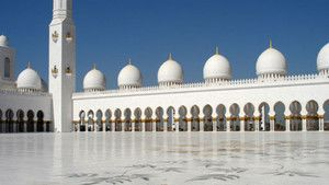 The Sheikh Zayed Grand Mosque photo