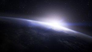 Earth's Turbulent Story 照片