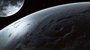 Earth's Turbulent Story photo