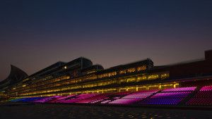 Megastructures-Meydan Racecourse photo