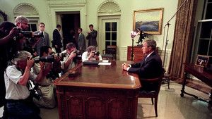 George W. Bush: The 9/11 Interview photo