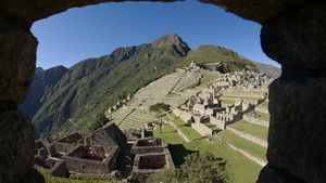 The Ancient Megastructures: Machu Picchu Gallery photo