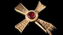 Saxon Artifacts show