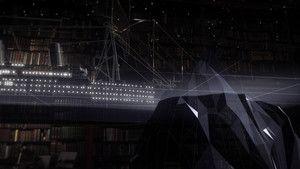 Titanic in CGI 照片
