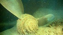 Underwater Grave show