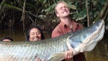 Fish Warrior show