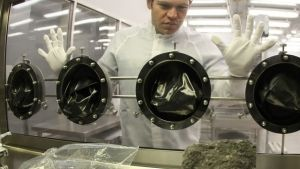 Bizarre Moon Rock Heist photo