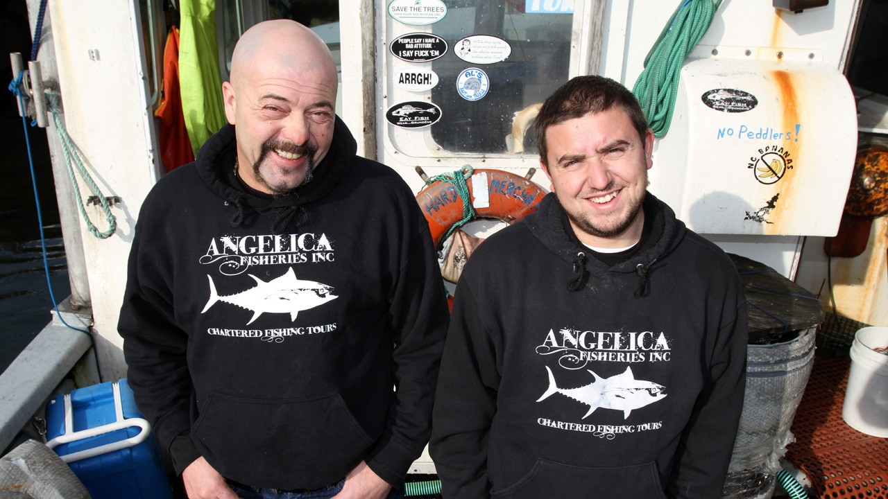 Hard Merchandise Crew Photos Wicked Tuna National Geographic T Shirt Adventure