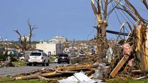 Witness: tornadon i Joplin foto