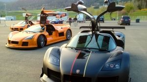 Sports Cars of the Future photo