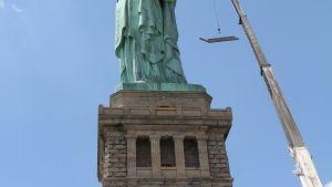 USA: The Statue of Liberty photo