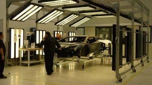Lamborghini Aventador photo