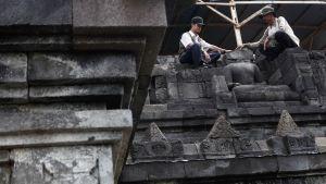 Borobudur photo