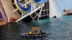 Tragedy at Sea photo
