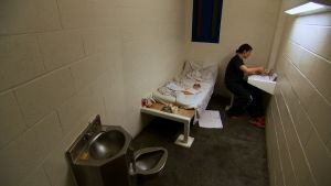 Inside Clark County Detention Center photo