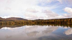 Paesaggi d'Alaska foto