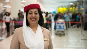 Workers from Dubai Airport photo