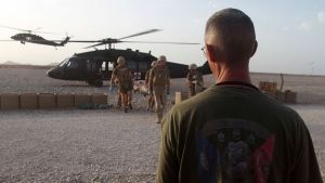 Soldiers in Afghanistan photo