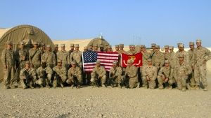 American Soldiers Abroad صورة
