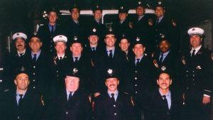 Heroic Fireman photo