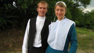 Amish Wedding photo