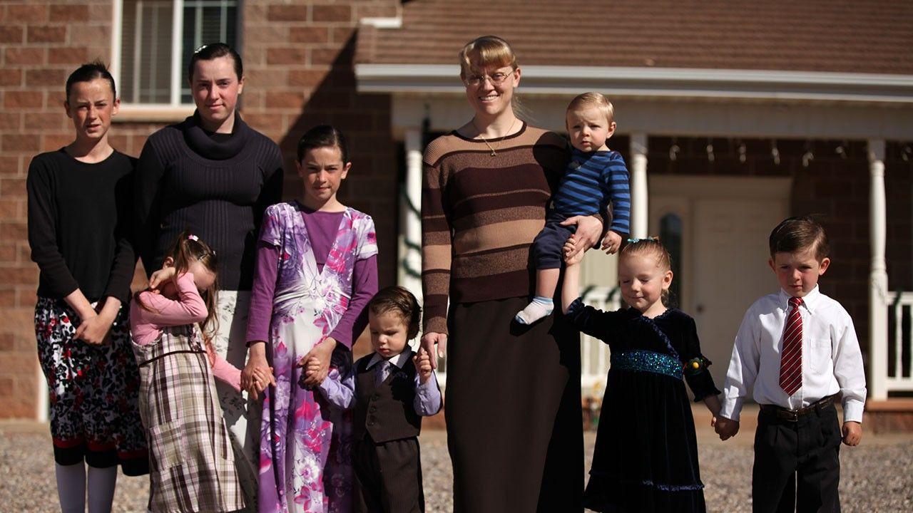 очистить, мормоны многоженство фото одной готовят
