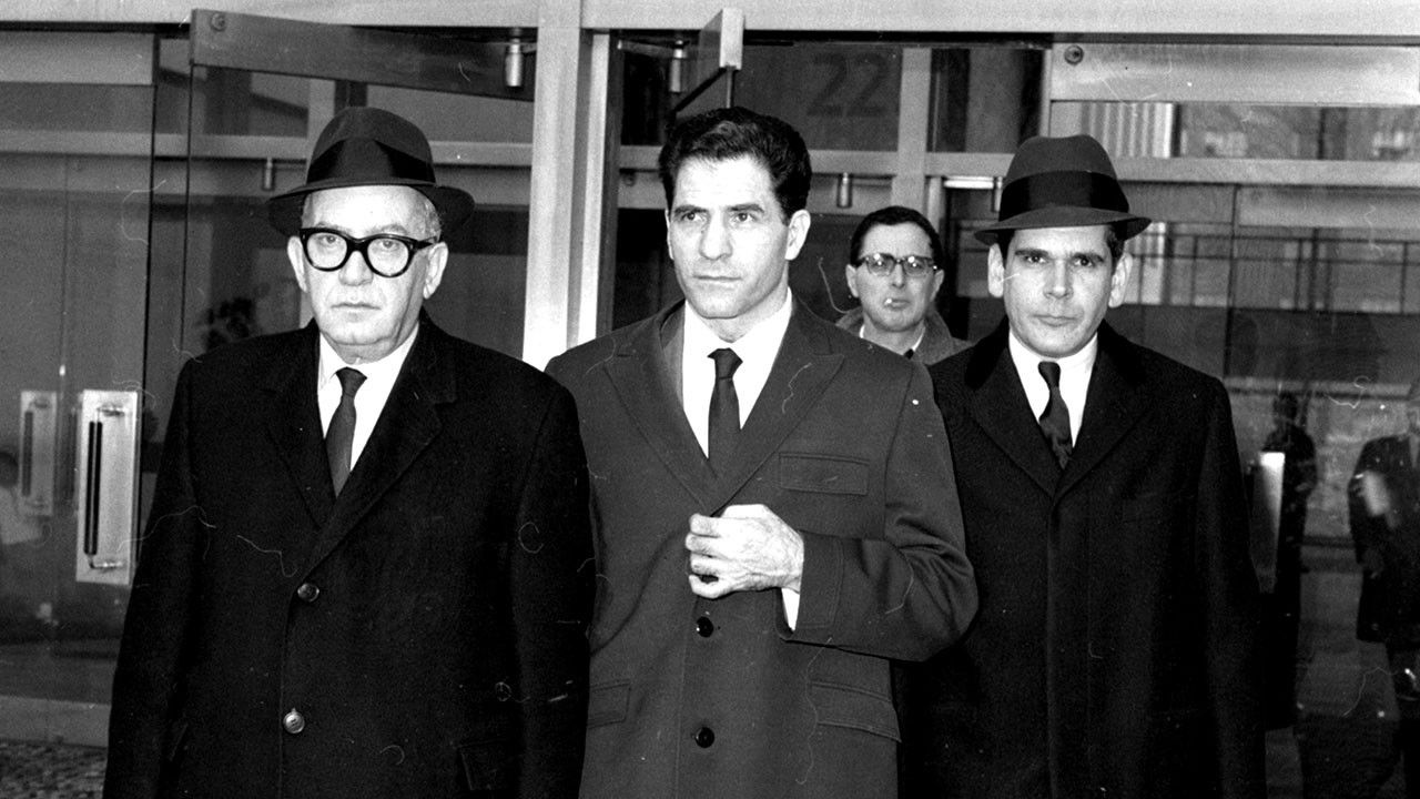 Mobsters and Police Photos - Inside the American Mob