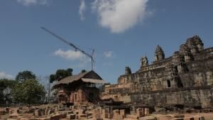 Access 360°World Heritage  Angkor Wat photo