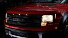 Ford F 150 show