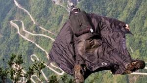 Wingsuit Flight photo
