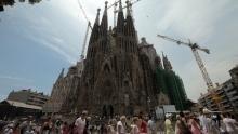 La Sagrada Familia show